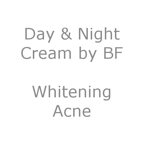Day & Night Cream by BF