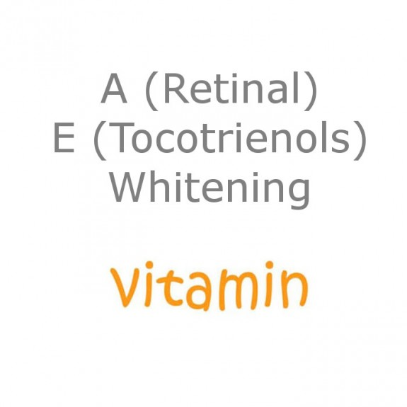 Vitamin A E Whitening Cream by buaploy79