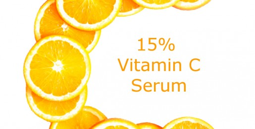 stabilized vitamin c serum