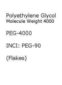 Polyethylene Glycol 4000 (PEG4000)