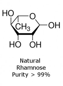Rhamnose (น้ำตาลแรมโนส)