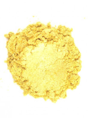 Bright Gold Mica ทองสว่าง (ขนาด D)