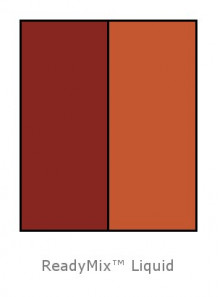 ReadyMix™ Iron Oxides Red (Silicone Based)