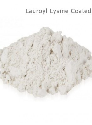 Silk Sericite Powder ชนิดด้าน (Matte, Lauroyl Lysine Coated)