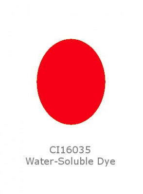 FD&C Red No.40 (CI16035, Allura Red) (Water-Soluble)