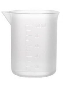 บีกเกอร์พลาสติก PP Beaker 25มล.