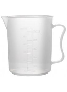 บีกเกอร์พลาสติก PP Beaker 2000มล.