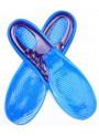 แผ่นรองเท้า กันกระแทก แก้ปวดเท้า Gel ขนาด L