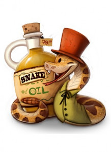 Snake Oil (Enhydris Chinensis Oil)