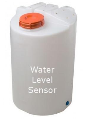 ถังเก็บน้ำ DI ขนาด 200ลิตร พร้อมเซ็นเซอร์ระดับน้ำ