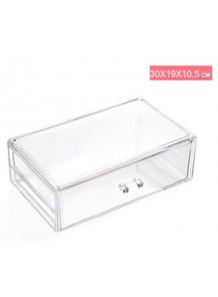 กล่องลิ้นชักอะคริลิค 30x19x10.5cm