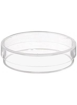 Petri Dish จานเพาะเชื้อ (Plastic, มีฝา) 70mm
