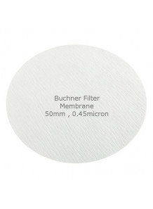 Buchner Filter Membrane 50mm 0.45micron (50pcs/pack)