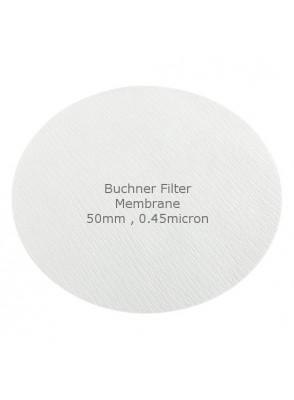 Buchner Filter Membrane 50mm 0.45micron (50pcs/pack)
