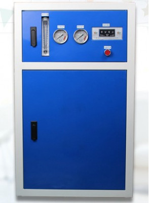 เครื่องผลิตน้ำ DI 60ลิตร/ชม (1,100ลิตร/วัน)