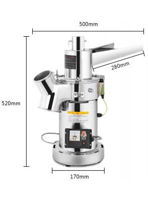 เครื่องบดผง (hammer mill grinder) ระบบต่อเนื่อง (1800วัตต์)
