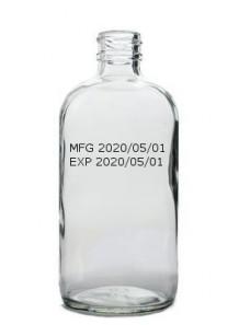 ชุด ตรายาง สำหรับปั๊ม พลาสติก/แก้ว (MFG/EXP YYYY/MM/DD)