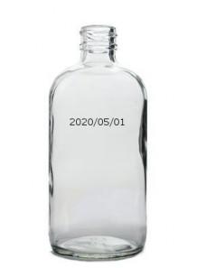 ชุด ตรายาง สำหรับปั๊ม พลาสติก/แก้ว (YYYY/MM/DD)