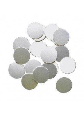 ฝาฟอยล์ 2ชั้น สำหรับขวด PE/HDPE 17มม (100ชิ้น/แพ็ค)