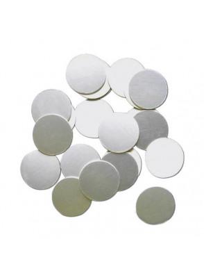 ฝาฟอยล์ 2ชั้น สำหรับขวด PE/HDPE 42มม (100ชิ้น/แพ็ค)
