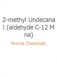 2-methyl Undecanal (aldehyde C-12 Mna)
