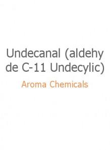 Undecanal (aldehyde C-11 Undecylic)