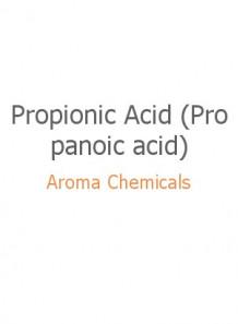 Propionic Acid (Propanoic acid)