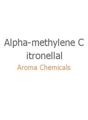 Alpha-methylene Citronellal