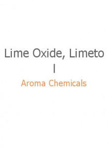 Lime Oxide, Limetol
