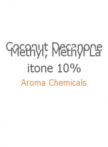 Coconut Decanone Methyl, Methyl Laitone 10%