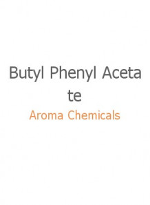 Butyl Phenyl Acetate