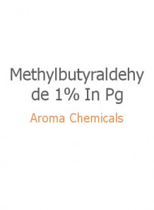 Methylbutyraldehyde 1% In Pg
