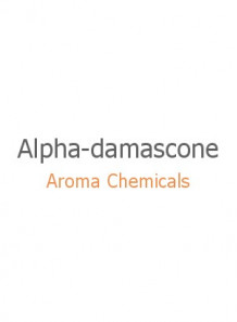Alpha-damascone
