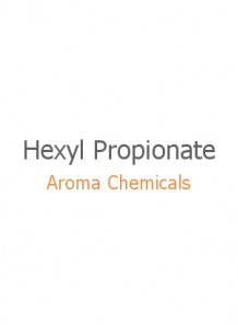 Hexyl Propionate