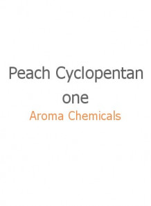 Peach Cyclopentanone