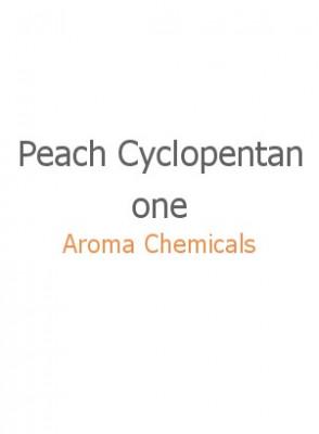 Peach Cyclopentanone