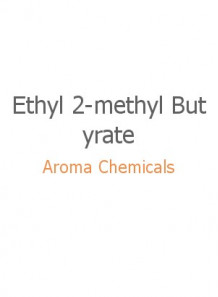 Ethyl 2-methyl Butyrate