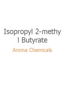 Isopropyl 2-methyl Butyrate