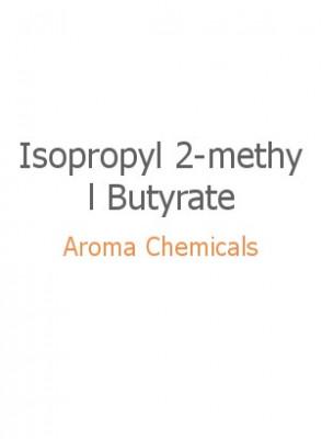 Isopropyl 2-methyl Butyrate
