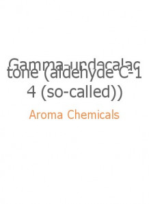 Gamma-undecalactone (aldehyde C-14 (so-called))