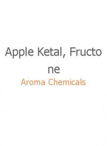 Apple Ketal, Fructone