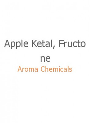 Apple Ketal, Fructone
