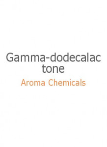 Gamma-dodecalactone