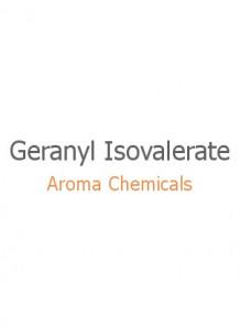Geranyl Isovalerate