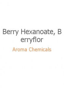 Berry Hexanoate, Berryflor