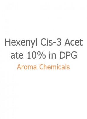 Hexenyl Cis-3 Acetate 10% in DPG