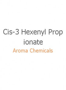 Cis-3 Hexenyl Propionate