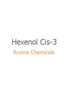 Hexenol Cis-3