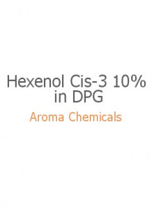 Hexenol Cis-3 10% in DPG