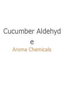 Cucumber Aldehyde